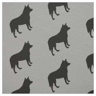 Tecido australiano da raça do cão do gado