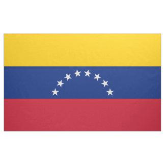 Tecido Bandeira de Venezuela