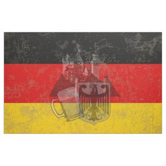 Tecido Bandeira e símbolos de Alemanha ID152