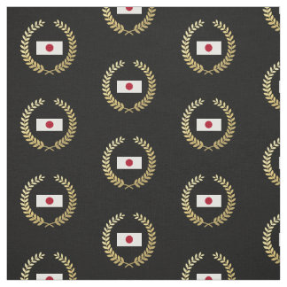 Tecido Bandeira japonesa