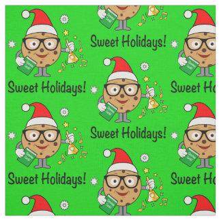 Tecido Biscoito esperto: Feriados doces!