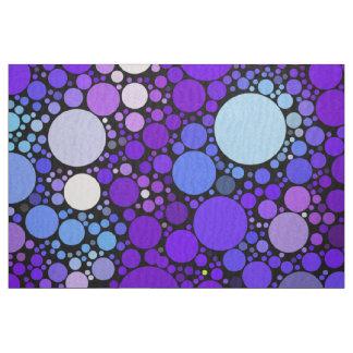 Tecido Bolhas de Zazzy, azuis