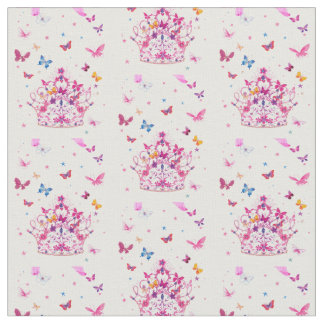 Tecido Borboletas pequenas femininos fantásticas bonitas
