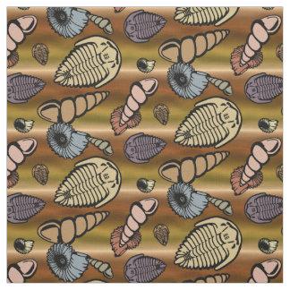 Tecido Camadas fósseis - silenciado