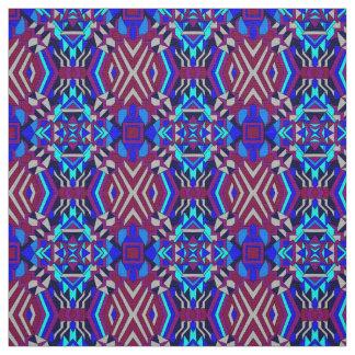 Tecido Caos colorido 34