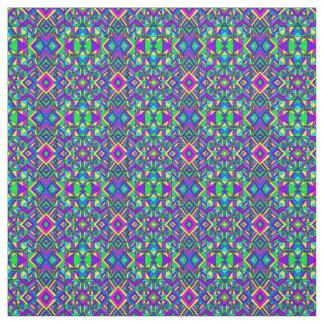Tecido Caos colorido 9