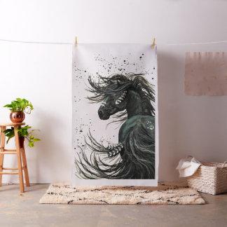 Tecido Cavalo majestoso do espírito por Bihrle