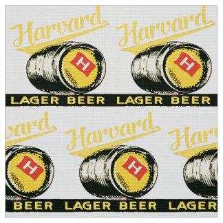 Tecido Cerveja de cerveja pilsen de Harvard