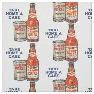 Tecido Cerveja de cerveja pilsen premiada grande neta um