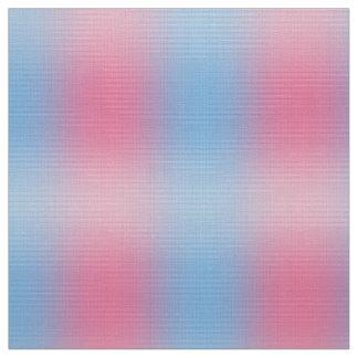 Tecido claro Azul-Cor-de-rosa da cidade do