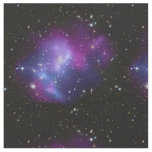 Tecido Conjuntos cósmicos bonitos da galáxia do espaço