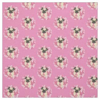 Tecido Consciência cor-de-rosa do cancro da mama do Pug