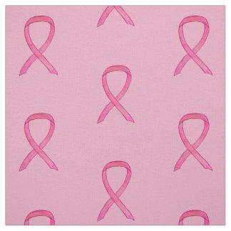 Tecido cor-de-rosa do costume do cancro da mama da