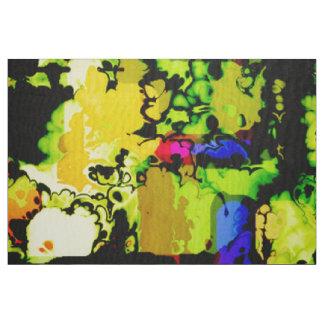Tecido cores e impressões 3