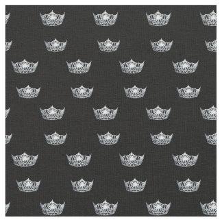 Tecido Coroa feita sob encomenda da Tecido-Representação