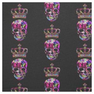 Tecido Crânio coroado