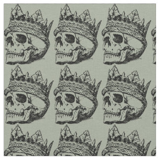 Tecido Crânio e coroa
