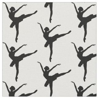 Tecido da bailarina