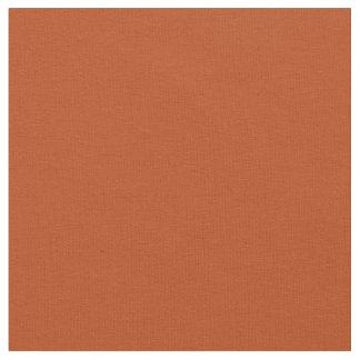 Tecido da cor sólida da oxidação