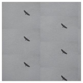 Tecido da foto do abutre de turquia
