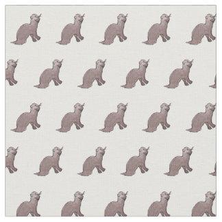 Tecido da lontra