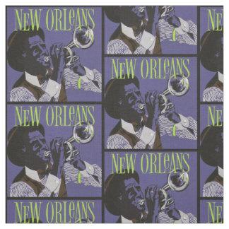 Tecido da música de Nova Orleães