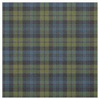 Tecido da xadrez de Tartan de Campbell do Scottish