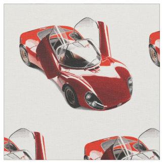 Tecido de Alfa Romeo Tipo 33