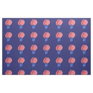 Tecido de algodão penteado do balão de ar