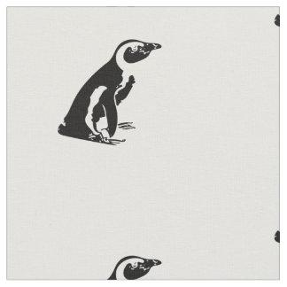Tecido de algodão penteado impressão do PINGUIM