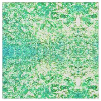 Tecido de cristal verde