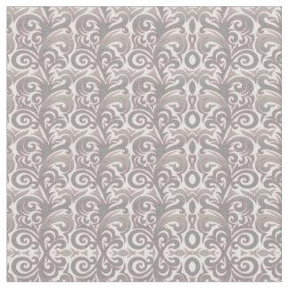 Tecido de prata elegante do Verdure