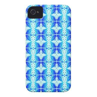 Tecido do abstrato da borboleta das capas de capa para iPhone