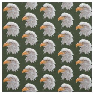 Tecido do Alasca da águia americana (verde escuro)