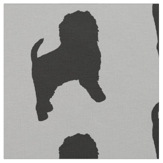 Tecido do cão do Affenpinscher