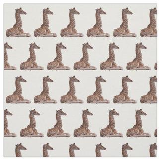 Tecido do girafa do bebê (escolha a cor)