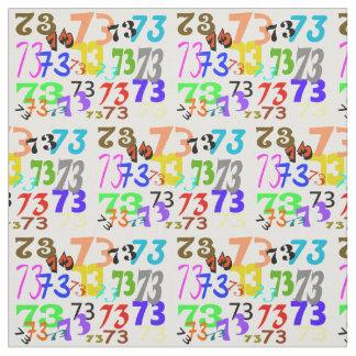 tecido do radioamador das Multi-cores 73