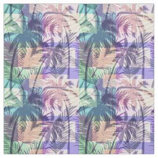 Tecido do teste padrão da palmeira
