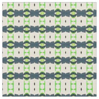 Tecido do teste padrão do design de Tiki