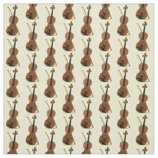 Tecido do violino