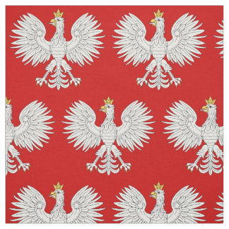 Tecido Eagle polonês