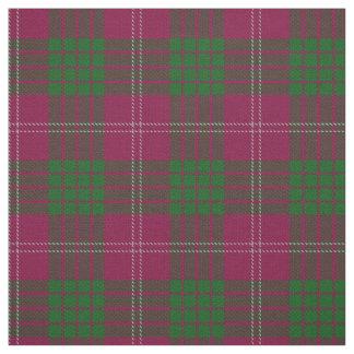 Tecido escocês da xadrez de Tartan de Crawford do