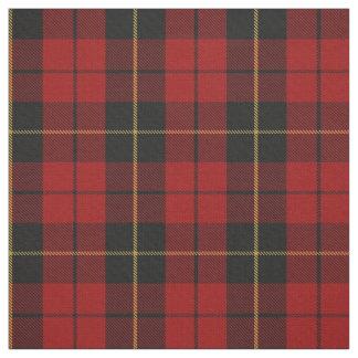 Tecido escocês da xadrez de Tartan de Wallace do