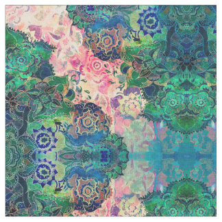 """Tecido floral do """"equilíbrio"""""""