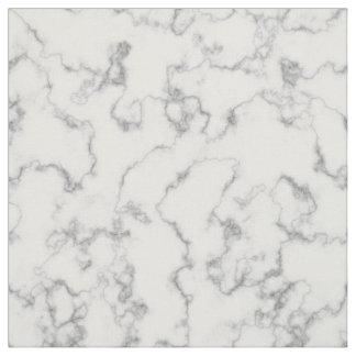 Tecido Fundo de pedra marmoreado de mármore do branco
