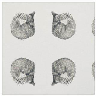 Tecido Gatos da polca