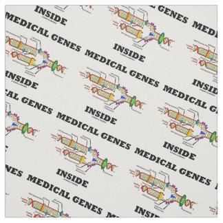 Tecido Genes médicos dentro das genéticas da réplica do