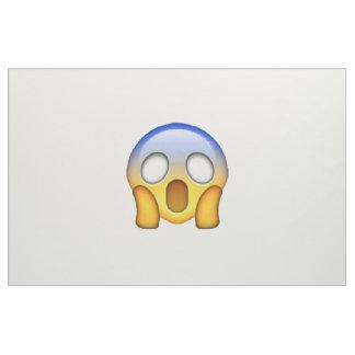 Tecido Gritar - Emoji
