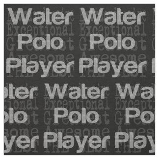 Tecido Jogador do pólo aquático Extraordinaire