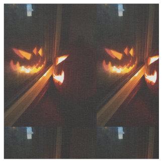 Tecido Lanterna de Jack O
